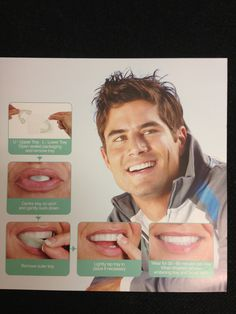 Opalescence Go Professional Tooth Whitening available from £99 and done by dentist and Spa owner Patricia Manson.  We are getting amazing results from this quick and easy system. No impressions required! www.spabannockburn.co.uk