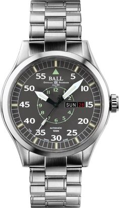 @ballwatchco  Aviator #bezel-fixed #bracelet-strap-steel #brand-ball-watch-company #case-depth-13-3mm #case-material-steel #case-width-46mm #date-yes #day-yes #delivery-timescale-7-14-days #dial-colour-grey #gender-mens #luxury #movement-automatic #official-stockist-for-ball-watch-company-watches #packaging-ball-watch-company-watch-packaging #style-dress #subcat-engineer-master-ii #supplier-model-no-nm1080c-s5j-gy #warranty-ball-watch-company-official-2-year-guarantee #water-resistant-1...