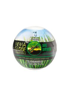 Ant Control: Nema Globe Ant Attack - Organic | Gardener's Supply Beneficial microorganisms help control common red and black ants Attacks young ants and discourages adult ants from building new nests Organic and safe for pets, children, bees and the environment $14.95