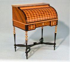 Good Sam Showcase of Miniatures: From England: Fine Furniture by Geoff Wonnacott