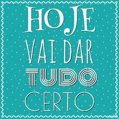 Amém🙏 Um dia produtivo, abençoado e feliz pra gente! Wall Quotes, Words Quotes, Me Quotes, Sayings, Portuguese Quotes, Good Sentences, Cool Words, Good Books, Quotations