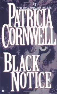 Black Notice (Kay Scarpetta) by Patricia Cornwell http://www.amazon.com/dp/0425175405/ref=cm_sw_r_pi_dp_IoXLvb0GB65SH