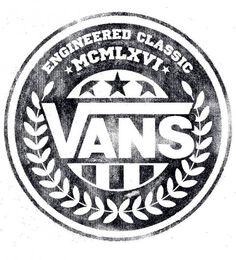 Creative Logo, Vans, Danny, Estrada, and Designs image ideas & inspiration on Designspiration Vans Logo, Logo Branding, Branding Design, Logo Design, Corporate Design, Vans Vintage, Badges, Skateboard Logo, Seal Design