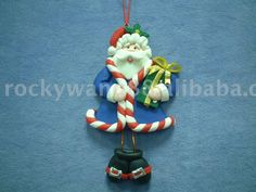 Fimo ideas for christmas ornaments