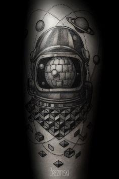 Tattoos by Brezinski 2014 part 1 by Brezinski Ilya, via Behance