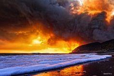 favorit place, forest fire, barbara sunset, spring fire, camarillo fire, counti california, fire 2013, beach bum, beach life
