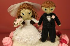PATTERN BUNDLE Dreamy Bride And Groom With Wedding Cake by Sahrit, $14.95
