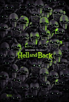 Hell & Back - Movie Posters