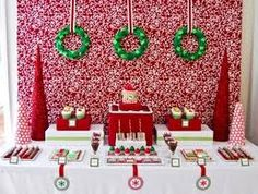35 Best Christmas Candy Buffet Images On Pinterest Christmas Candy