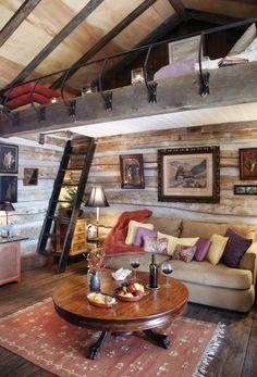 Lodge - cozy