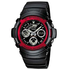 Reloj Casio G-Shock Hombre Cronógrafo AW-591-4AER