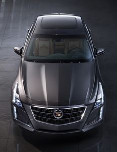 ♂ Luxury car Grey car 2014 Cadillac CTS