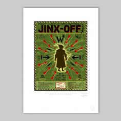 MinaLima: Jinx-off Advertisement