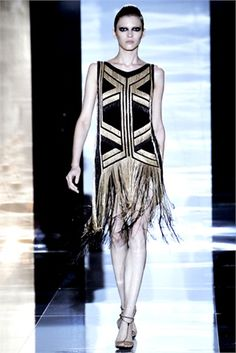c3860b6d4c62cb Gucci Spring 2012 Ready-to-Wear Collection- Twenties Flapper inspired