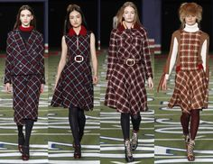 Tommy Hilfiger celebrates 30 years and Fall 2015 RTW at NYFW
