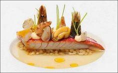 David Chane -  L'art de dresser et présenter une assiette comme un chef de la gastronomie...
