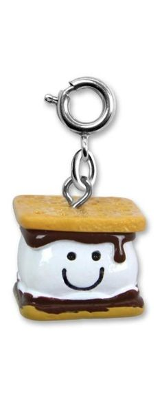 Yummy S'mores Charm