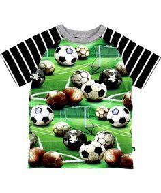Molo great World Championship Soccer T-shirt. molo.en.emilea.be