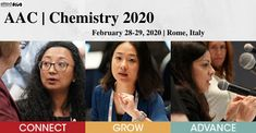 On behalf of AAC and Chemistry Community, it is my great pleasure to welcome all of the participants and guests to the World Congress on Chemistry and Medicinal Chemistry which will be hosting in Rome, Italy on February 2020 Medicinal Chemistry, World Congress, Rome Italy, Fails, February, Medicine, Knowledge, Challenges, Community