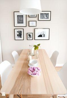 Jadalnia styl Skandynawski - zdjęcie od re-ARCH Home Staging - Jadalnia - Styl Skandynawski - re-ARCH Home Staging