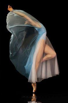 An Isadora Duncan moment...