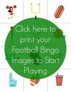 Use this free printable football bingo game to keep the kids entertained during the football game! Speech Language Therapy, Speech And Language, Speech Therapy, Work Activities, Preschool Activities, Bingo Games, Beach Wedding Invitations, Teaching Math, Special Education