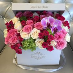 "1,157 Likes, 30 Comments - J'Adore Les Fleurs JLF (@jadorelesfleurs) on Instagram: ""So in L❤️VE with our large square boxes! ❤️❤️❤️❤️❤️❤️❤️❤️❤️❤️❤️❤️❤️❤️"""