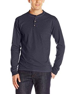 Hanes Men's Long-Sleeve Beefy  #Shirts  #men #GiftsForMen