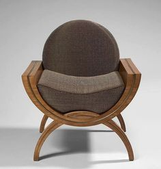 "cgmfindings: "" Art Deco Chair Ernest Boiceau c.1930 """