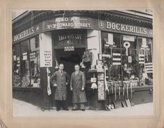 So wondering if Ray & Jackie Dockerill are still a member of this family firm. I Left Brighton ago and lost touch with all the oldies . Brighton Rock, Brighton Sussex, Brighton England, Brighton And Hove, Seaside Shops, Seaside Towns, Old Pictures, Old Photos, Brighton Stores