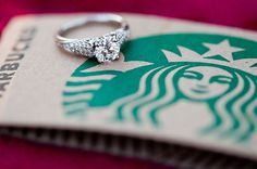 18 Things Every Starbucks Addict Needs to Have at their Wedding, some cute, some silly, maybe one or two to use?