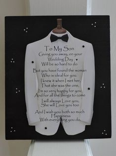 Wedding Gifts for son . Wedding Gifts for son . son Wedding Gift Engagement Gift From Mother to son son Wedding Card Messages, Wedding Cards, Wedding Speeches, Engagement Gifts For Him, Engagement Ideas, Getting Married Quotes, Top Wedding Trends, Wedding Ideas, Trendy Wedding
