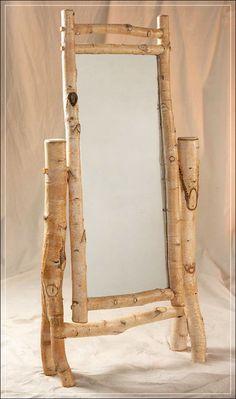 birch mirror