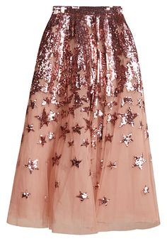 Elisabetta Franchi A-Linien-Rock - rosa antiquo/gold für € 869,95 (06.11.17) versandkostenfrei bei Zalando.at bestellen.