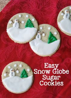 These adorable cookies look easier than you would think!