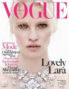 Vogue Netherlands May 2012 Cover