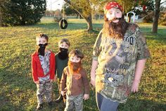 Let's Have A Party!: Duck Dynasty Party