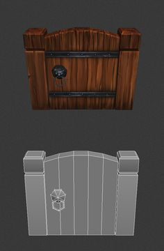 low poly doors - Google Search 2014