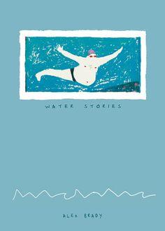 Alex Brady: really love swimming illustrations