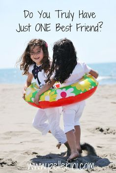 Do You Truly Have Just One Best Friend? - Today is National Best Friend Day, which really made me think about friends in general...I am very thankful!