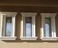 stunning exterior window design and also windows exterior design exterior window trim designs pvc exterior. exterior window moulding designs exterior window moulding designs home interior design ideas best creative. Exterior Window Molding, Window Molding Trim, Interior Window Trim, Exterior Trim, Exterior House Colors, Exterior Doors, Exterior Design, Moulding, Outdoor Window Trim