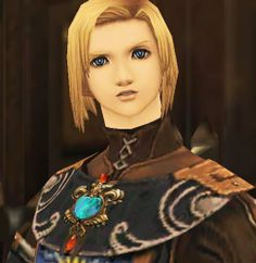 Final Fantasy XI:Ingrid