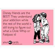 Disney Friends | Walt Disney World For Grownups