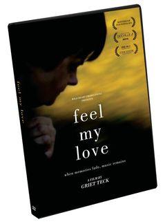 feel my love is een pakkende observatie van het menselijke bestaan en schetst een intiem portret over leven en oud worden met dementie. feel my love gaat over liefde, loslaten, verwondering en het menselijke verlangen om er te zijn tot het einde...