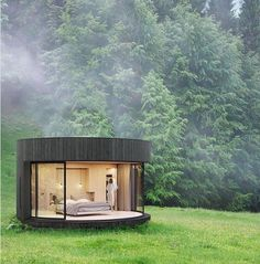 Things that Makes Your House more Attractive, Home Decorating Ideas Cabin Design, House Design, Back To Nature, Small House Decorating, Decorating Ideas, Decor Ideas, Casas Containers, Cabin In The Woods, Modern Architects