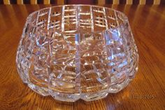 ***STUNNING*** Vintage Waterford Crystal Tralee Bowl