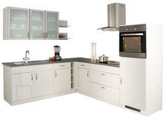 die besten 25 k che mit elektroger ten ideen auf. Black Bedroom Furniture Sets. Home Design Ideas