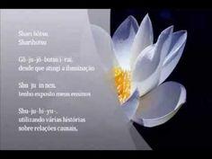 Tradução para o português do Gongyo   capítulo Hoben e trecho do capítulo Juryo do Sutra de Lótus.  O áudio é uma reedição do original de Cesinha Chaves