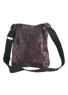 Fly crossover bag