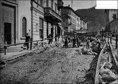 Via Milano and Via San Bartolomeo 1934